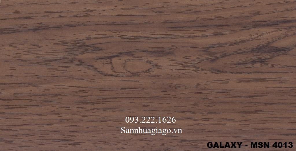 Sàn nhựa giả gỗ Galaxy GG 4013
