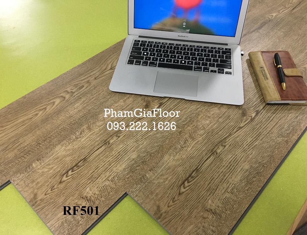 Sàn nhựa giả gỗ RAILFLEX R5 501