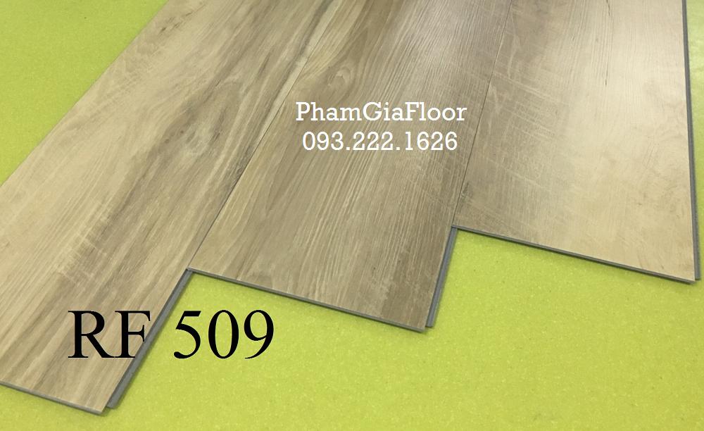 Sàn nhựa giả gỗ RAILFLEX R5 509